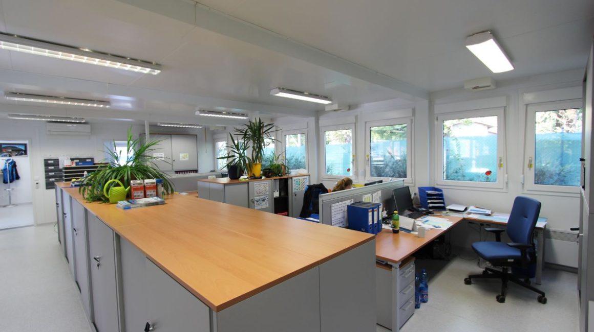 Kontorid, teie töötajate ruumid